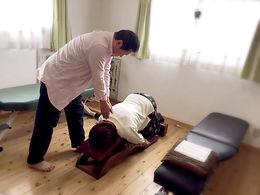 元の氣 石飛(福岡県糸島市) ウツシ実践整体院の施術画像