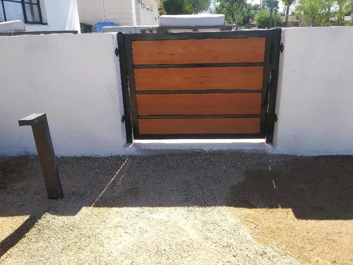 Custom Built Metal Gates