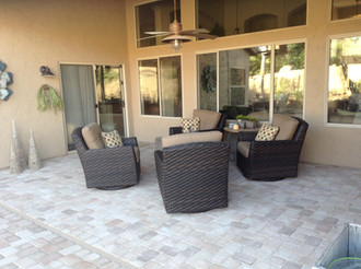 Pool Pavers:  Cool To The Feet