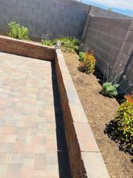 Planter Seatwall