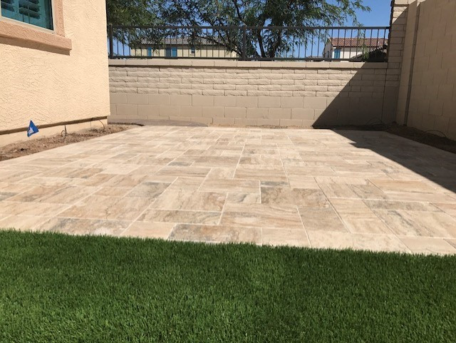 Zebra Travertine