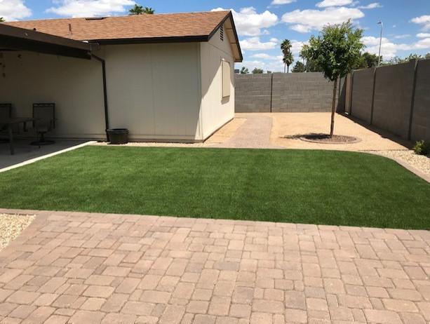 Simple Backyard Designs