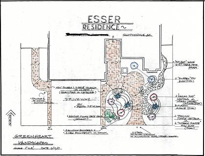 Esser Residence Design