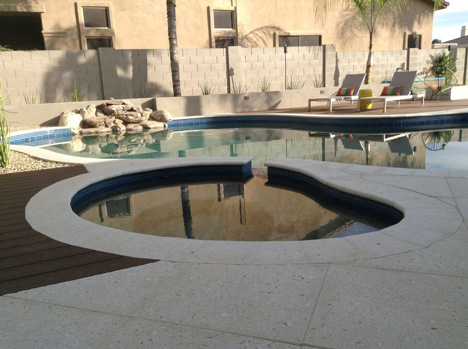 Artistic Pavers For Pools