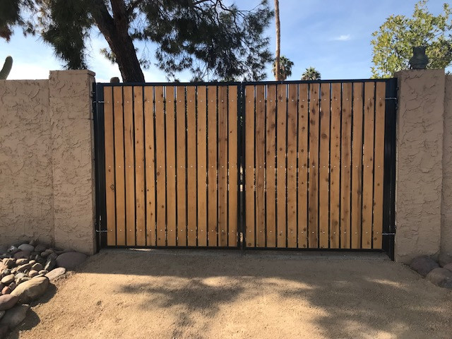 Custom Built RV Gates