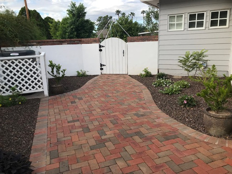 Old World Designs: Toltec Split Red Brick