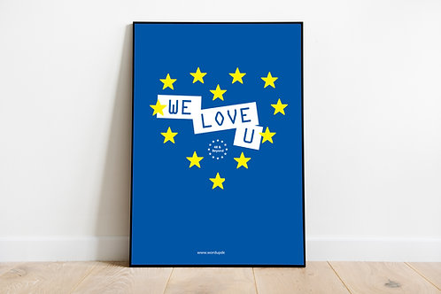Pro EU Heavyweight Art Prints (unframed) A4