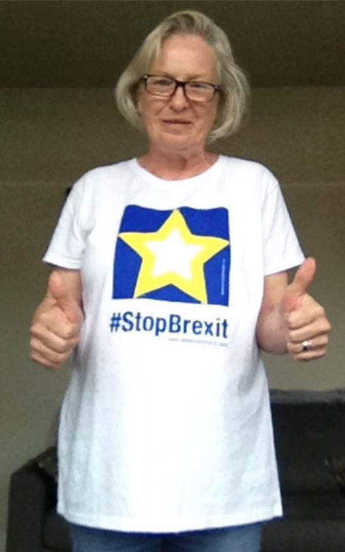 Been there, got the #StopBrexit t-shirt?