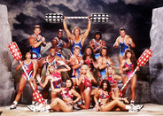 Gladiators on ITV -