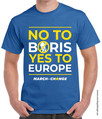March for Change. Get ready with the official t-shirt for 20th July, London.