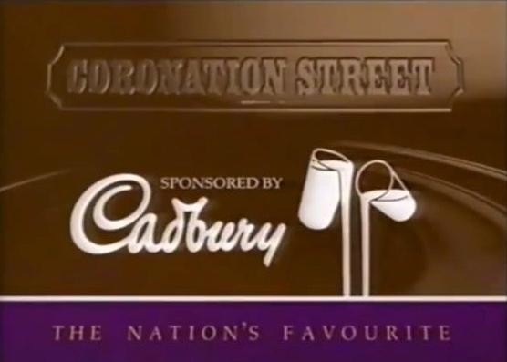 Cadburys and Coronation Street