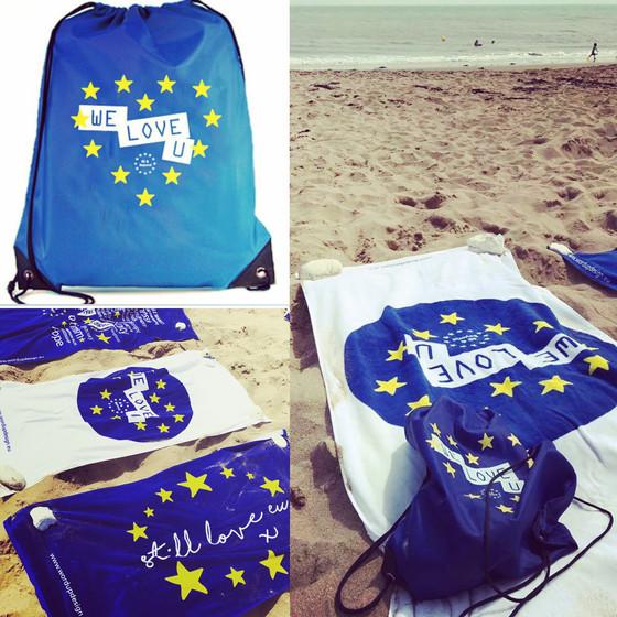 Free Beach Bag!