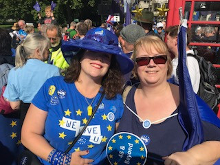 The Peoples March for Europe