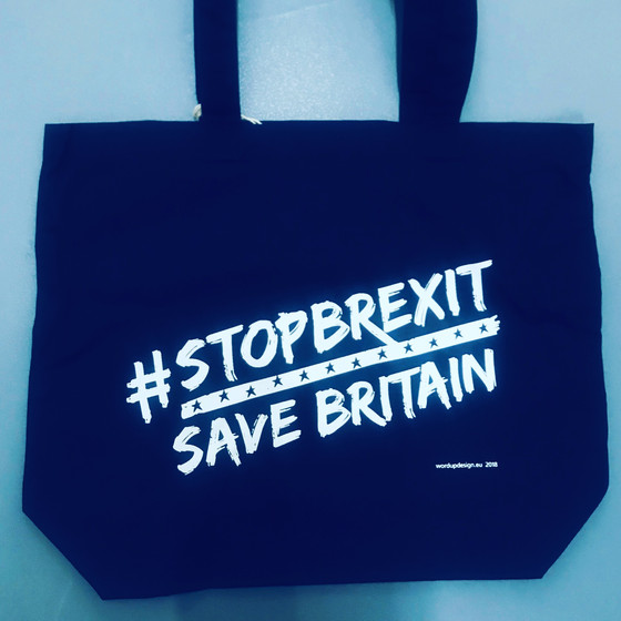 Stop Brexit, Save Britain. #spreadtheword