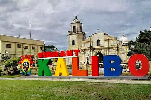 Kalibo 3D2N Free and Easy Package