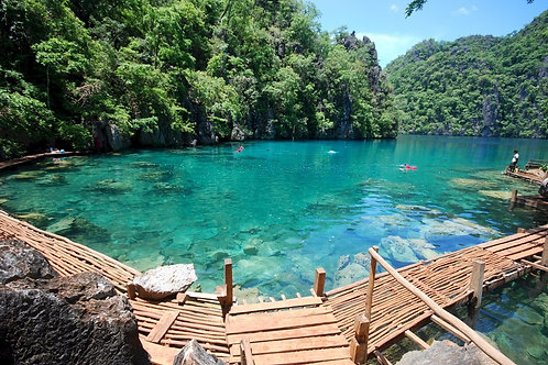 3D2N Coron Ultimate Island Tour Package for 2