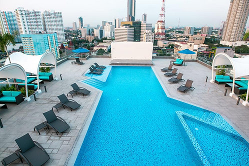 Luxent Hotel (1 Night)