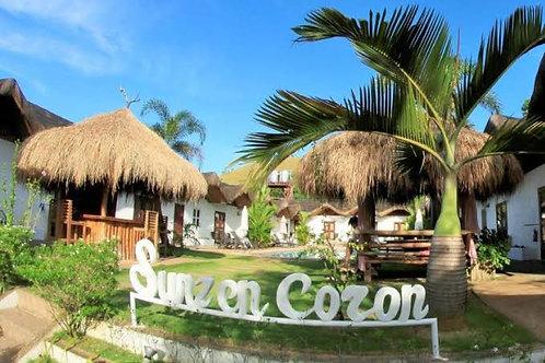 Sunz en Coron Resort (1 Night)