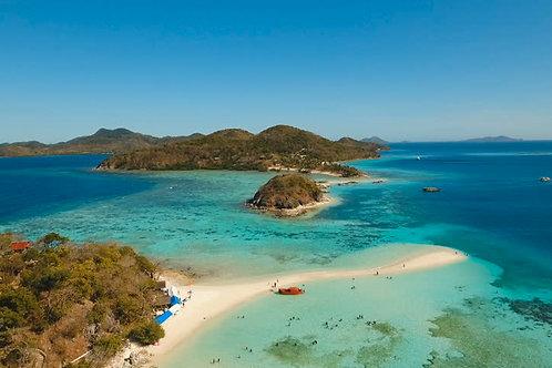 3D2N Coron Island Escapade Tour for 2