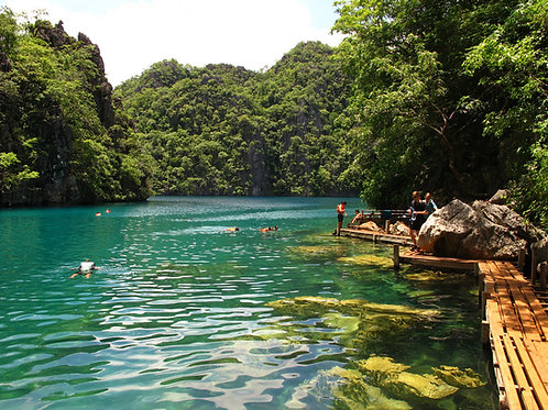 3D2N Coron Ultimate Island Tour Package (Min. of 4)
