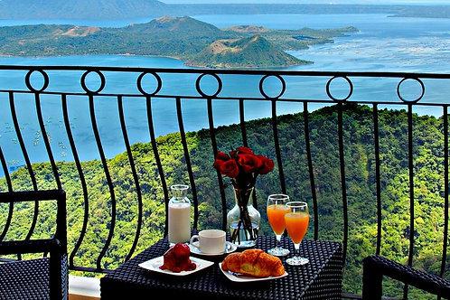 The Lake Hotel Tagaytay (1 Night)