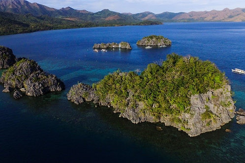 5D4N Coron Ultimate Island & Island Escapade Package (Min of  4)