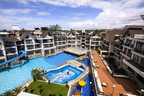Crown Regency Courtyard Resort (1 Night)