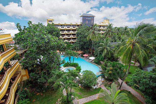 Paradise Garden Boracay (1 Night)