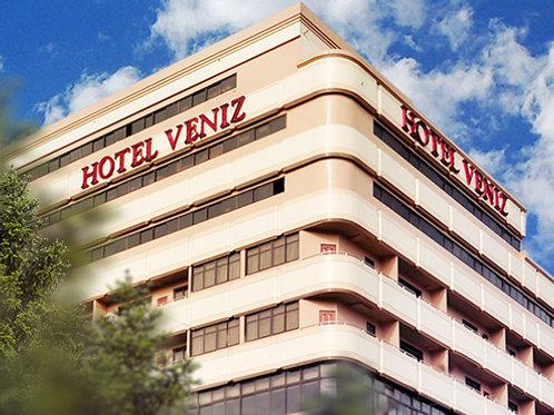 Hotel Veniz Session (1 Night)
