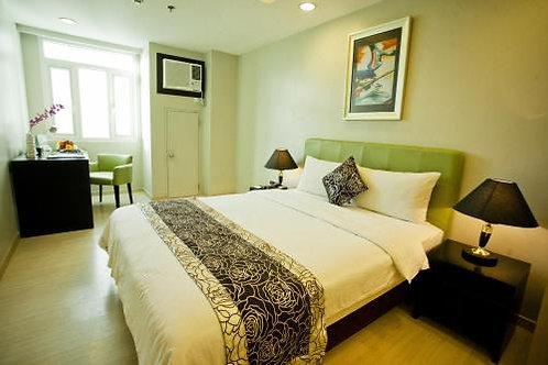 The Exchange Regency Residence Hotel (1 Night)