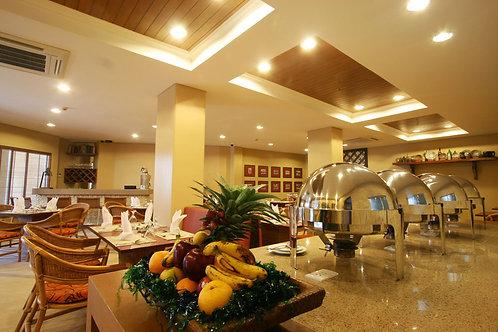 Crown Regency Beach Resort (1 Night)
