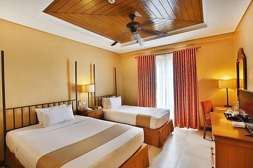 Crown Regency Prince Resort (1 Night)