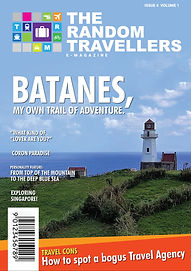 The Random Travellers Magazine (Issue 4