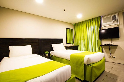 Jade Hotel and Suites (1 Night)