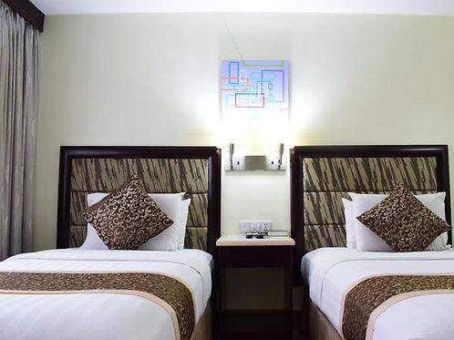 Diamond Suites and Residences (1 Nigh)
