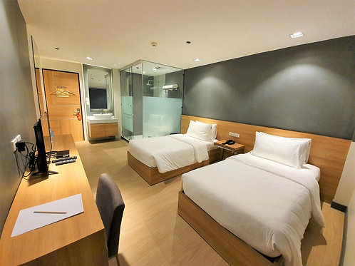 3D2N Real Suites (Good for 4)