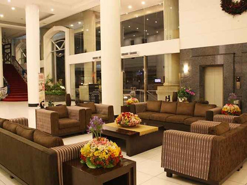 Hotel Supreme Main Building (1 Night)
