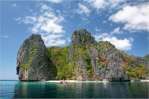 4D3N El Nido + Island Hopping Tour A & C Package (Min of 5)