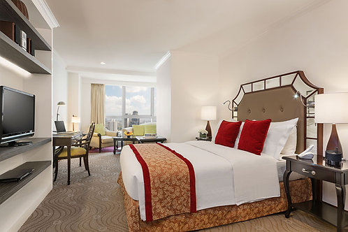 Discovery Suites (1 Night)