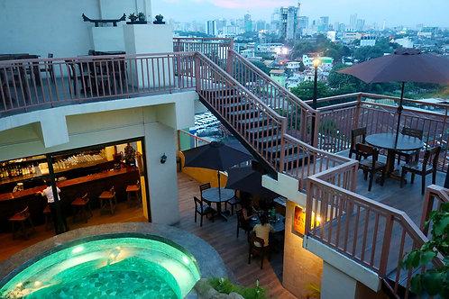 Palm Grass The Cebu Heritage Hotel (1 Night)