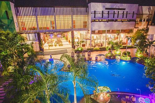 Aziza Paradise Hotel (1 Night)