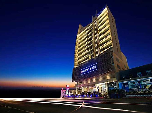 Bayfront Hotel Cebu (1 Night)