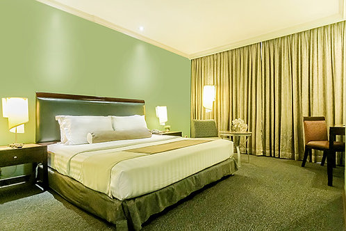 3D2N Makati Palace Hotel (Good for 6)