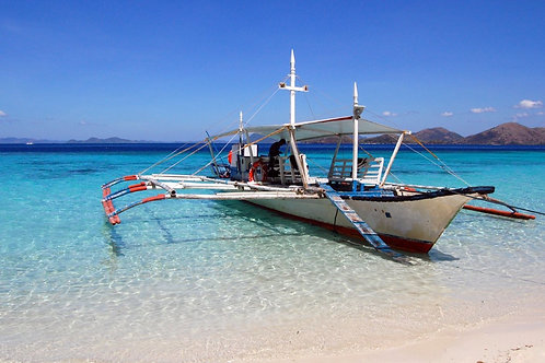 4D3N Coron + Ultimate Island & City Tour Package for 2