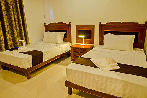 The Premiere Business Hotel (1 Night)