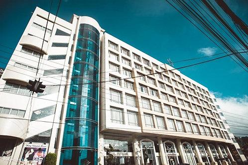 Hotel Supreme Convention Plaza (1 Night)