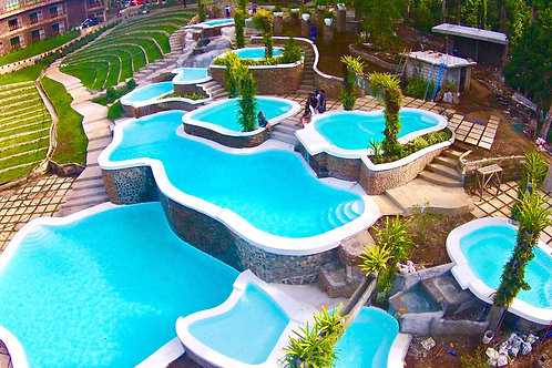 Shercon Resort and Ecology Park (1 Night)