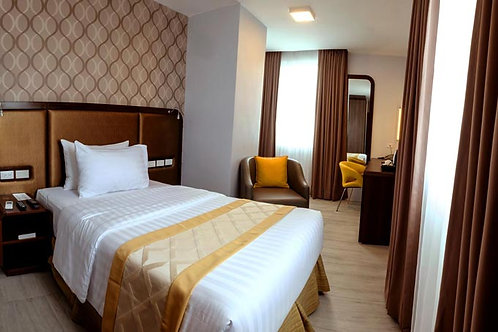 One Central Hotel (1 Night)