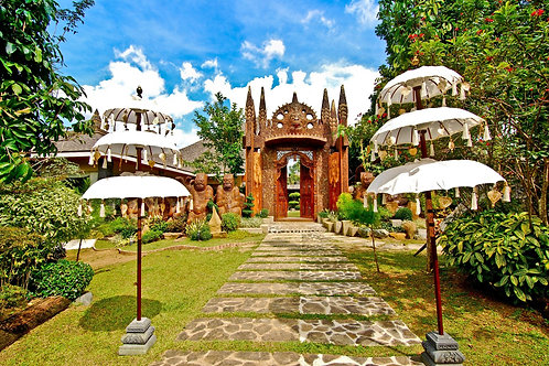 Cintai Corito's Garden (1 Night)
