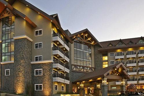 2D1N Azalea Hotel & Residences (Good for 6)